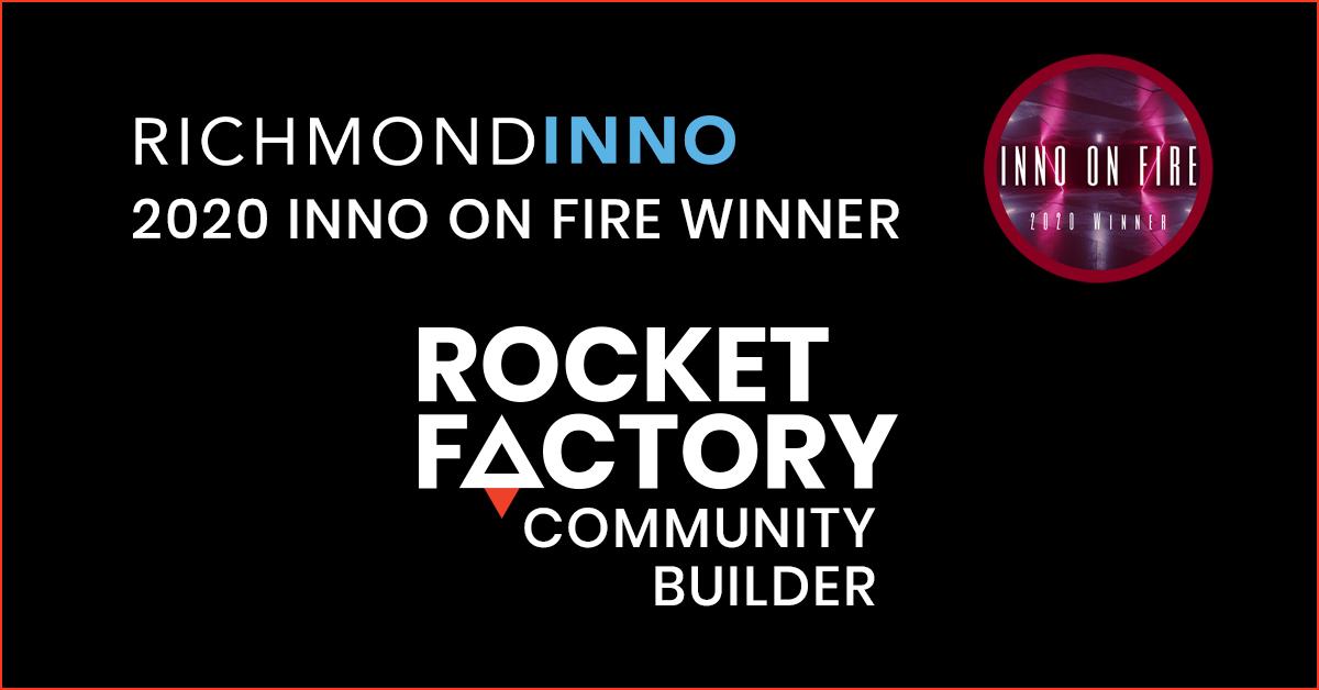 Richmond Inno on Fire Winner