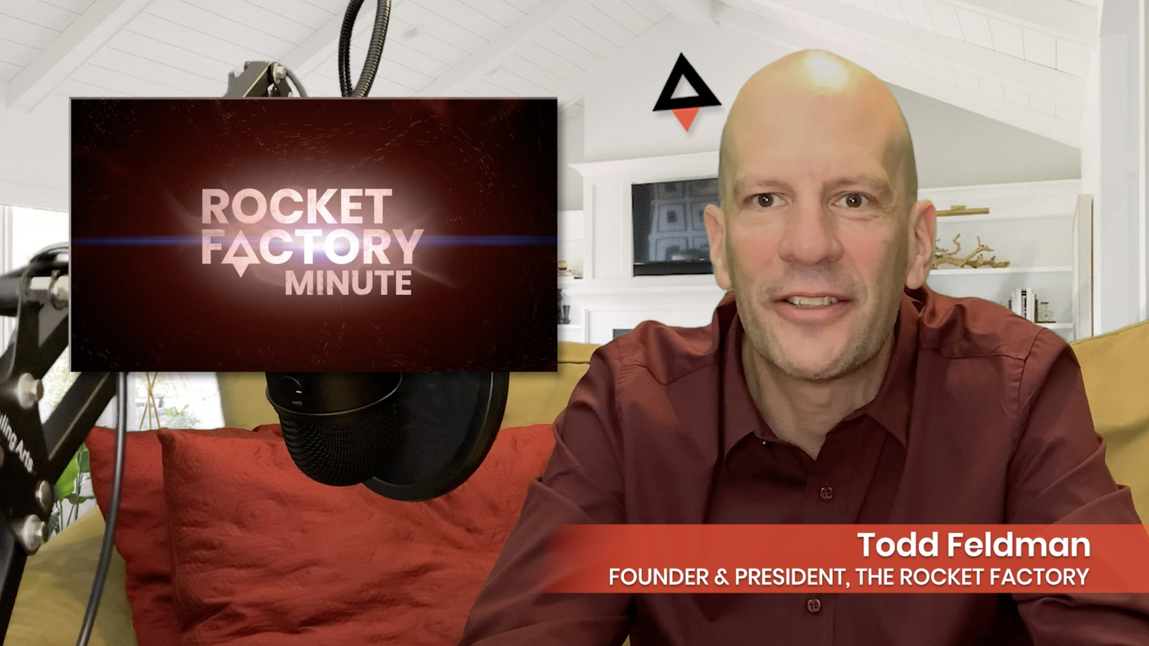 The Rocket Factory Minute
